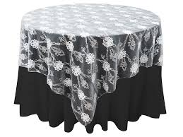 Lace Table Overlays Lace Table Overlays Live N Lavish Events