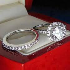 all wedding rings images Wedding bands diamonds all around wedding rings sets jpg