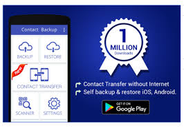 contacts app android contact backup android app to backup and restore your contacts