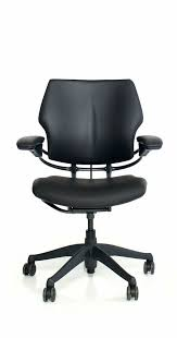 Humanscale Office Chair Office Chair On Casters With Armrests Rotating Freedom