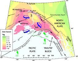 Seward Alaska Map by Brian B U0027s Climate Blog Forgotten Earthquake Of October 1922