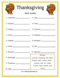best thanksgiving printables placemats activities decor