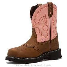 boots s justin boots l9901 8 inch bay apache pink cow w