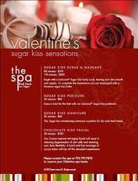 valentines specials s day spa specials spa valentines spa