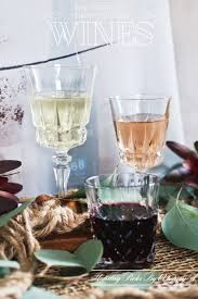 best wines for thanksgiving with a dine x design