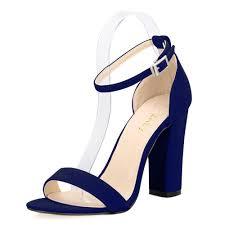 eva suede block heel sandals u2013 thuli nyc