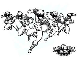 coloring pages power ranger coloring free printable power ranger