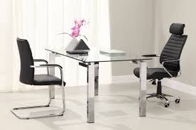 Office Table With Glass Top Office Exotic Glass Top Office Desks Home Office Organization