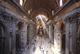 chi ha progettato la cupola di san pietro cosa vedere nella basilica di san pietro in vaticano 3 di 9