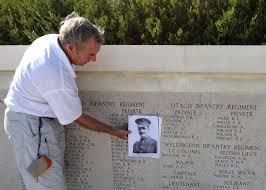 william george malone online cenotaph auckland war memorial museum