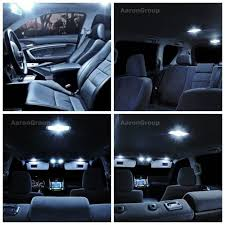 nissan altima coupe accessories 2012 12pcs white interior led light package kit for 2007 2015 nissan