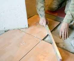 install base cabinets before flooring abf remodeling