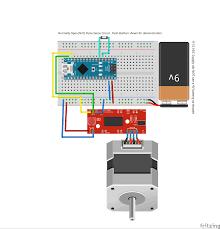 github cdaringearduino stepper speedometer arduino based circuit