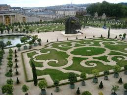 Versailles Garden Map Versailles