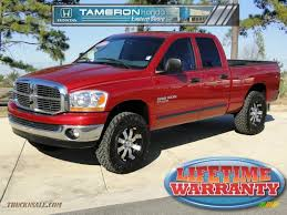 2006 dodge ram 1500 4x4 for sale 2006 dodge ram 1500 big horn edition cab 4x4 in inferno