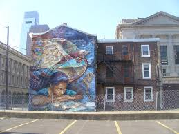 urban art wall mural of child reading center city phila flickr urban art wall mural of child reading center city philadelphia