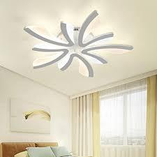 ladario da soggiorno moderno led soffitto soggiorno da letto balcone