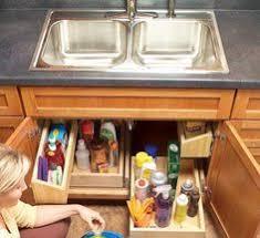 best under sink organizer build some under the sink storage pink toes sinks and bathroom