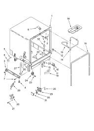 Kenmore Portable Dishwasher 665 Faucet Adapter kenmore dishwasher parts model 66517722k900 sears partsdirect