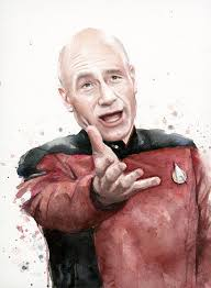 Annoyed Picard Meme - annoyed picard meme watercolor imgur