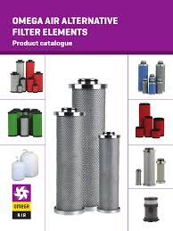 omega air alternative filter elements english