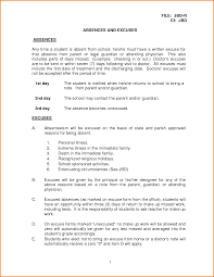 7 work excuse form authorization letter