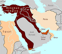 Ottoman Empire Borders Global Connections Historic Political Borders Of The Middle East