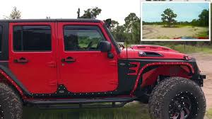 jeep rubicon 2017 pink kraken custom 2017 jeep wrangler what it u0027s like to drive on sand
