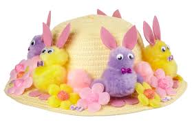 three easy easter bonnet ideas for the kids hobbycraft blog