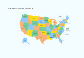 Blank Map Of Northeastern United States geo map of americas