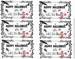 Happy Halloween Printable by Hollyshome Family Life Bugs And Kisses A Free Halloween Printable