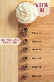 Wilton Cupcake Decorating How To Frost The Perfect Cupcake
