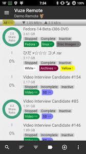 vuze for android vuze remote apk version 2 6 1 apk plus