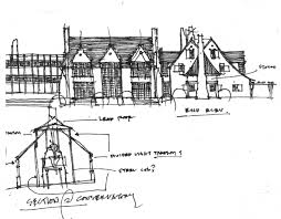 drawing to a conclusion the art of architecture part 1 mcalpine