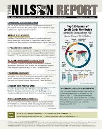 Comerica Business Credit Card Card And Mobile Payment Industry News The Nilson Report