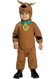Amazon Prime Halloween Costumes Amazon Scooby Doo Child U0027s Deluxe Scooby Costume Toddler