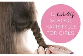 easy indian hairstyles for school easy school hairstyles for girls
