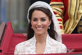 kate middleton wedding tiara kate middleton s wedding dress a look back at iconic