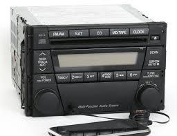 mazda tribute mazda tribute 2005 2006 radio am fm cd w aux input bl8f66950a