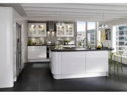 cuisine contemporaine blanche inspiration cuisine design cuisine blanche maison