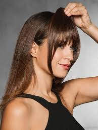 clip in fringe clip in bangs by hairdo wigs the wig experts