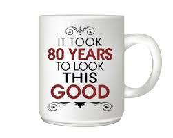 it took 80 years to look this coffee mug 80