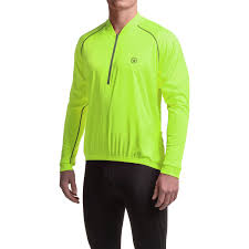 mens hi vis cycling jacket canari average savings of 61 at sierra trading post