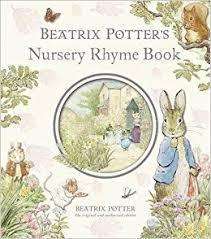beatrix potter rabbit nursery beatrix potter s nursery rhyme book r i rabbit