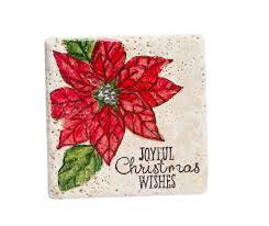 stampin up joyful christmas coaster video tutorial post by