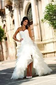 robe mariã e courte robe de mariée courte devant et longue derrière robes wedding