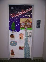 61 best christmas door decorations images on pinterest christmas