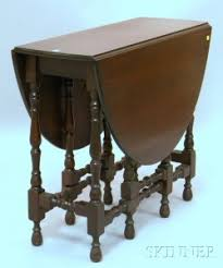 william and mary table search all lots skinner auctioneers