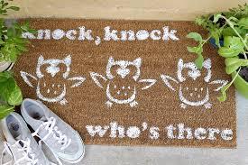 Disney Doormat Personalize Your Entryway With A Diy Doormat