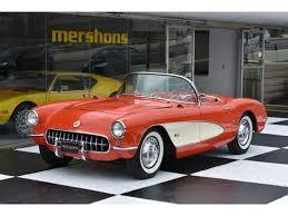 1957 chevrolet corvette convertible 1957 chevrolet corvette 4 speed manual 2 door convertible for sale